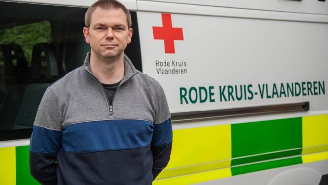 Rode Kruis Berlare herstart met crisisvrijwilligers