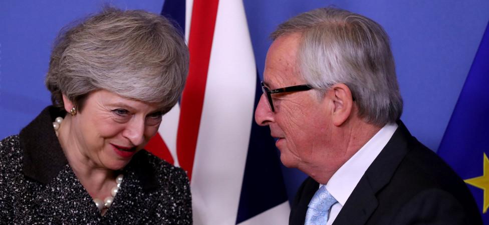 Het brexitspel is pokeren op hoog niveau - er wordt gespeeld met het lot van honderden miljoen burgers