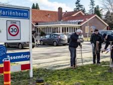 Streep door plannen voor woningbouw komt hard aan in Mariënheem