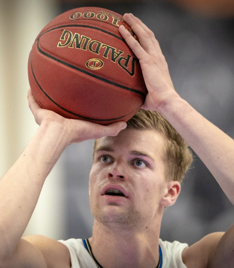 Dolphins geeft Almere basketballes