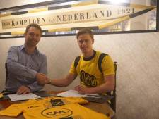 Rechtsback Robin Schouten tekent voor twee jaar bij NAC