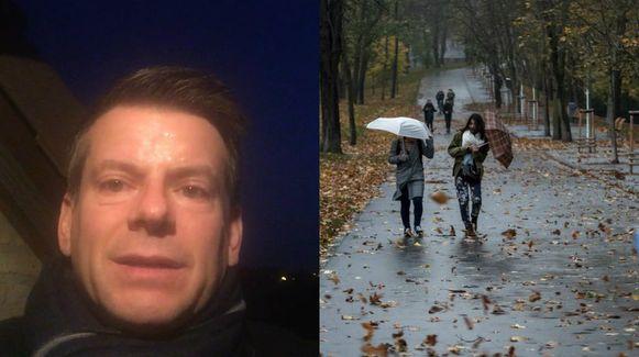 VTM-weerman David Dehenauw