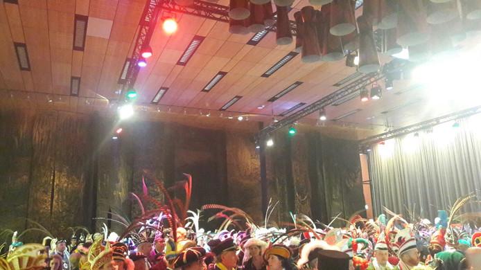 Zestig hoogheden in één zaal bijeen tijdens voorafje carnaval