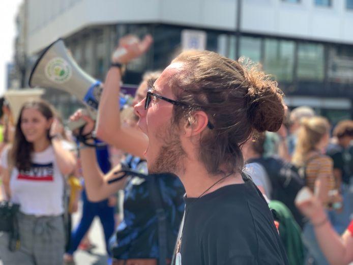 7.500 activisten op de Global Strike for Future