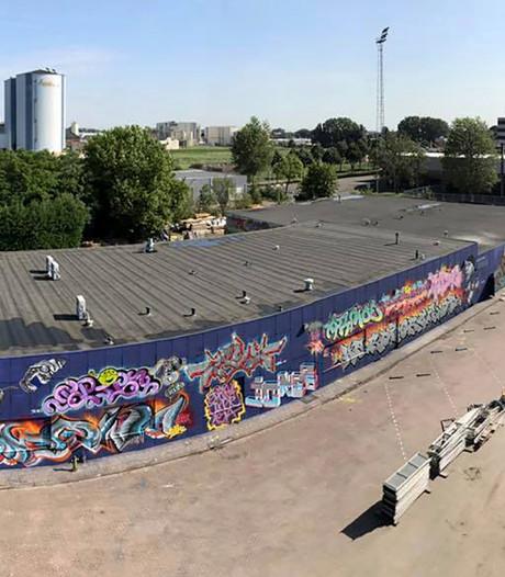 Graffiti Jam in Roosendaal blijft groeien met nieuwe hal