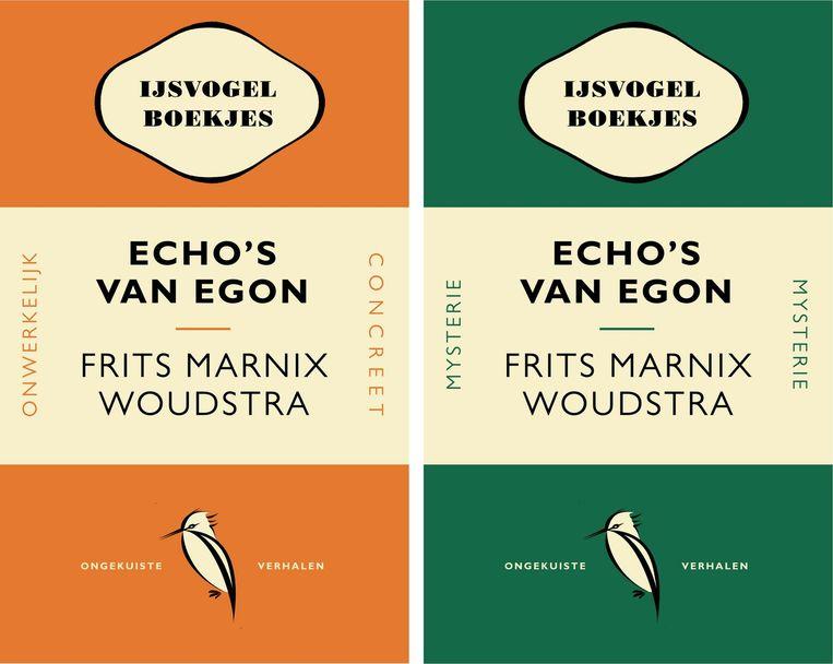 Echo's van Egon, Frits Marnix Woudstra. Beeld