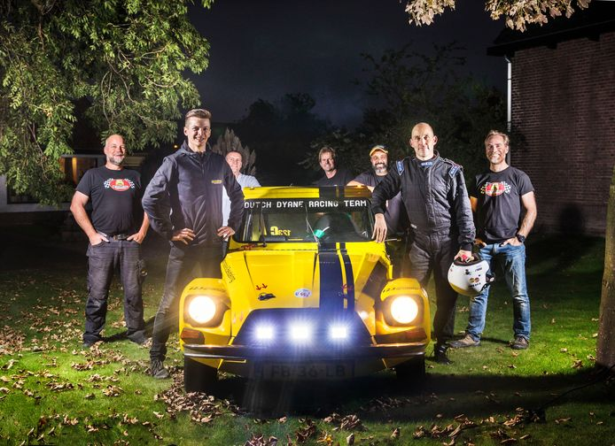 Dutch Dyane Racing Team.