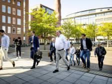 Uitspraak van kort geding De Graafschap donderdagavond in Utrecht