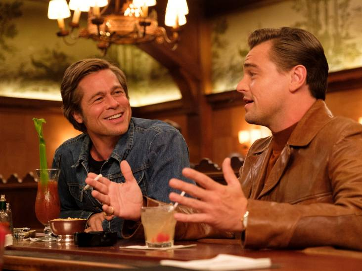 Once upon a time... in Hollywood is een van de beste van Tarantino