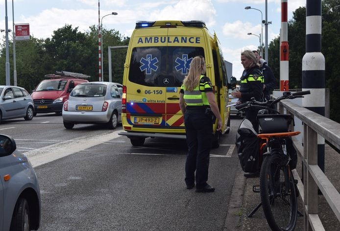 Ongeluk met speed pedelec in Doetinchem