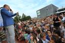 Directeur Teun Dekker van basisschool De Kroevendonk in Roosendaal is een groot pleitbezorger van het samen laten opgroeien van kinderen met en zonder beperkingen.