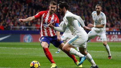 MULTILIVE buitenland: Carrasco moet het doen voor Atlético - Mertens op weg naar zege in Milaan