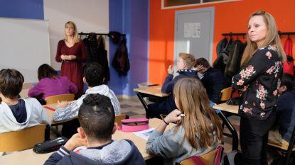 PTS zet twee leraren voor één klas