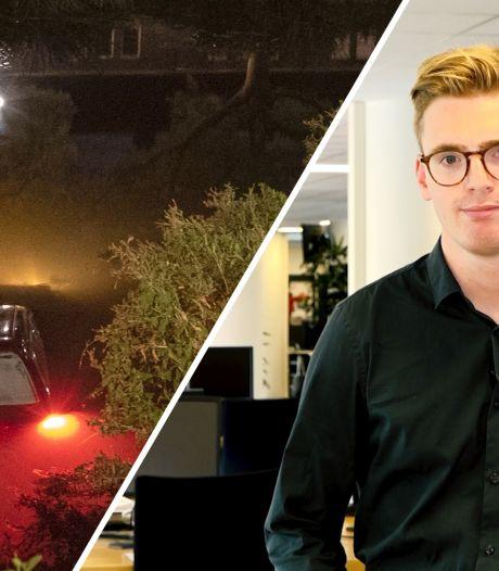 De Stentor Nieuws Update: dronken Zutphenaar rijdt water in & zeldzaam hert in Vaassen