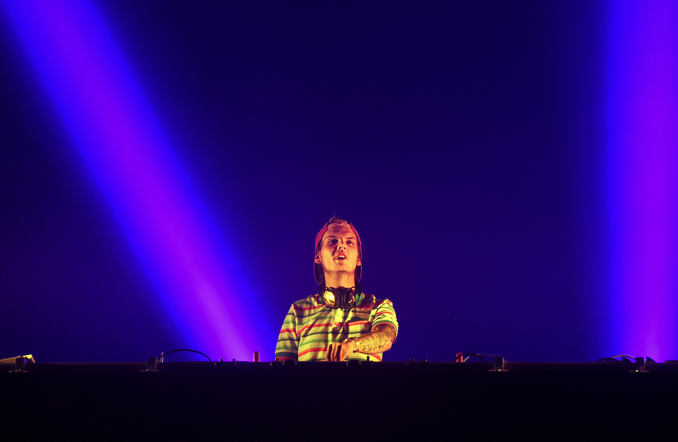 Hits Avicii duizenden keren gedownload in VS | Foto | AD.nl