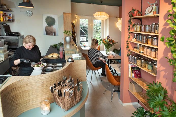 Eetwinkel Stroom in Arnhem.