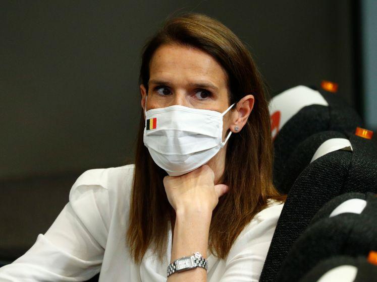 Nouvelles mesures sanitaires: Sophie Wilmès diffuse une vidéo explicative