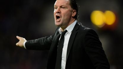 Stijn Vreven is de opvolger van Glen De Boeck als trainer van Sporting Lokeren
