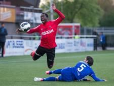 Robert Braber kopt Helmond Sport in extremis naar punt tegen Almere City FC