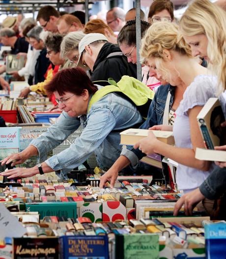 Editie 19 van Boekenmarkt Zutphen kent vele 'handicaps'