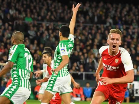 LaLiga-voorzitter wil met derby van Sevilla competitie hervatten