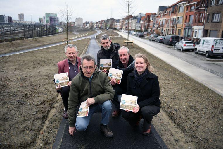 Vier jaar lang werkte het buurtcomité Belle Vue samen met de Leuvense Erfgoedcel aan hun 'Straathistories'.
