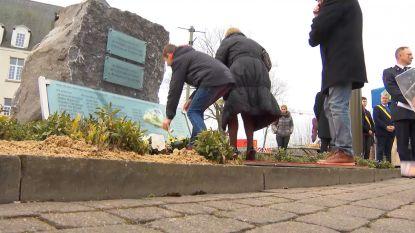 Slachtoffers en nabestaanden herdenken treinramp Buizingen