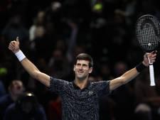Djokovic wint ook derde partij in Londen