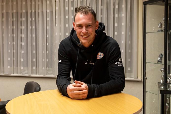 Erwin Timmermans speelt volgend seizoen voor het Nieuwendijkse Altena: ,,Ik krijg vaak te horen dat ik egoïstischer moet zijn.''