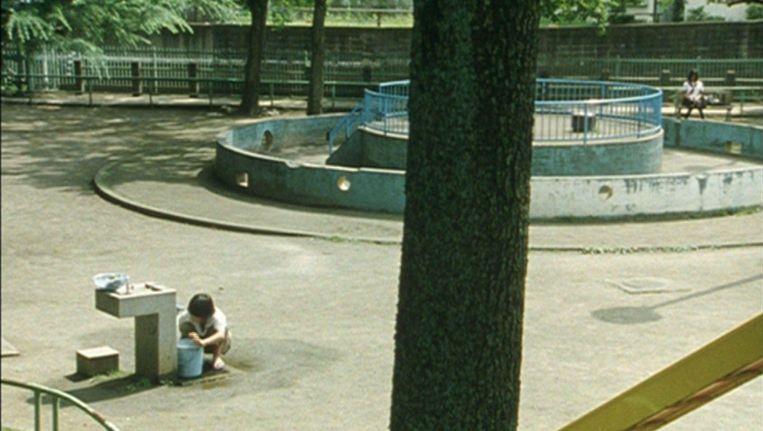 Nobody Knows van Hirokazu Kore-eda. Beeld