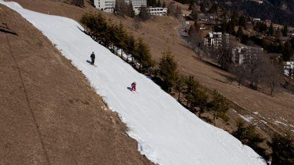 "Steeds minder sneeuw  tijdens Europese winters: ""12 centimeter per decennium"""