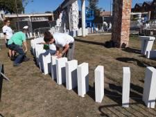 7.000 dominostenen wachten op duwtje in Gentbrugge en Ledeberg