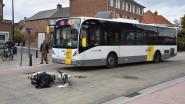 Bromfietser gewond na aanrijding met lijnbus in Herdersem