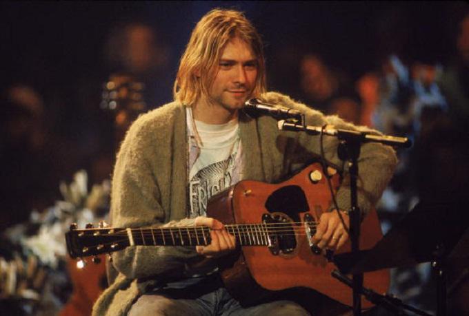 Kurt Cobain gebruikte de gitaar tijdens het legendarische optreden van Nirvana op MTV Unplugged.