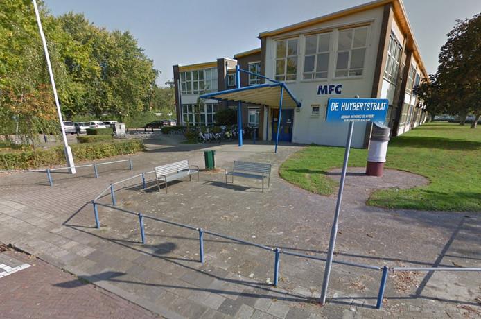 Multifunctioneel Centrum (MFC) aan de Huijberstraat in Zierikzee.
