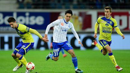 Kubo scoort en laat scoren tegen STVV: Japanner schiet wakker na ondermaatse prestatie in Eupen
