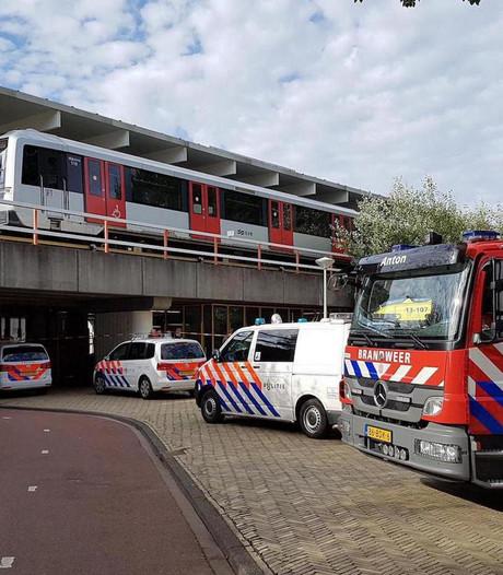 Verdachte dodelijke steekpartij metro blijft vast