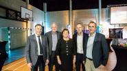 Volleybalclub heeft nieuwe sporthal aan Wiemesmeer