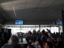 Geen feest maar verdriet in kantine Den Ham: 1 kampioen in plaats van 4