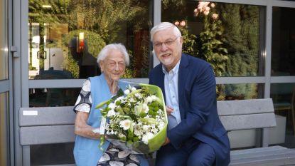 Angèle viert 100ste verjaardag