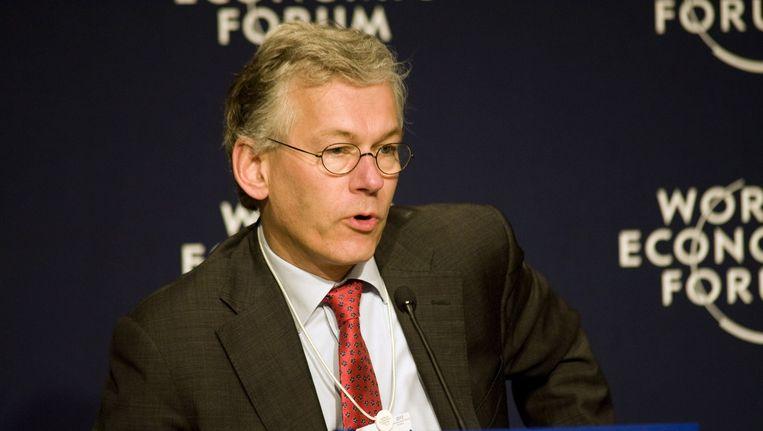 Philips topman Frans van Houten is 'erg teleurgesteld' over de uitkomst van de gesprekken met de Chinese investeerder Go Scale Capital Beeld anp