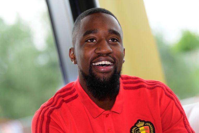Isaac Mbenza speelde het voorbije seizoen al op huurbasis bij Huddersfield.