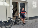 Binnenstadbewoner Kees de Kok.