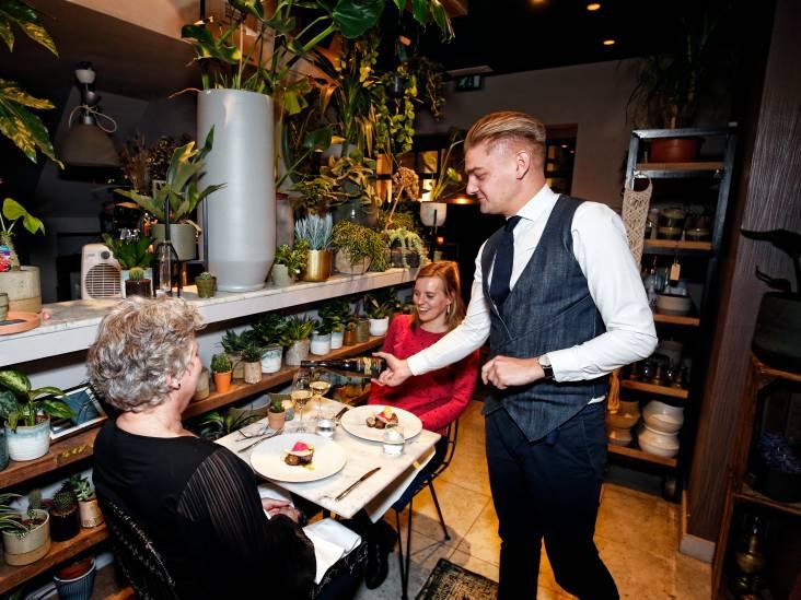 Restaurant Le Jardin: waar vlees en vis worden verruild voor groenten