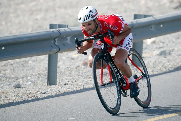 Nacer Bouhanni in de Ronde van Oman