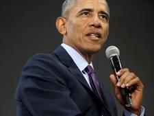 Kritiek op Obama voor speech van vier ton