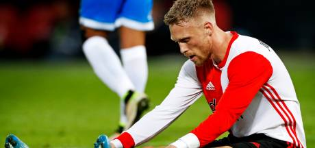 Feyenoord zonder Jørgensen en Karsdorp tegen Young Boys
