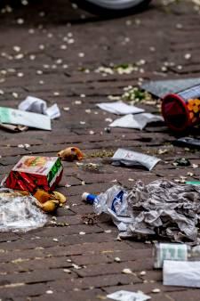 Arnhemmers klagen over groeiende massa zwerfvuil