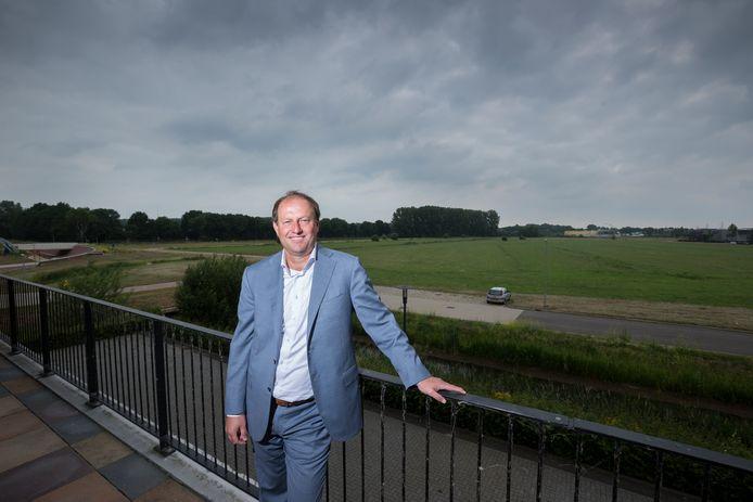 Wim Kees Woltering, CEO van ontwikkelaar Stable International.