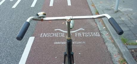 Fietsstad 2020: Enschede in top 5